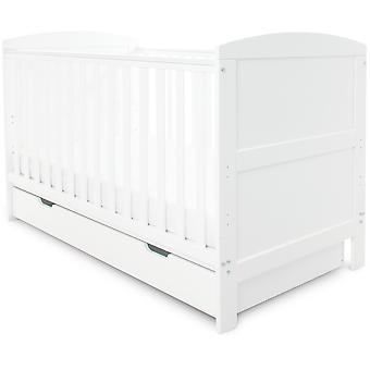 Babyhoot Coleby Cot Bed & Under Drawer