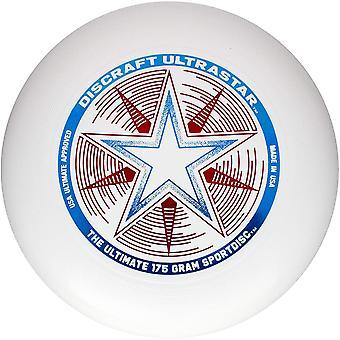 White Ultrastar Discraft Disc