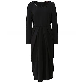 High Swirl Dress