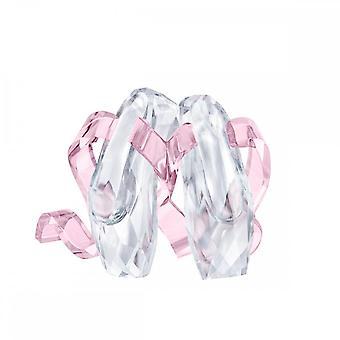 Swarovski Ballet Shoes Dancers Crystal Sculpture 5428568