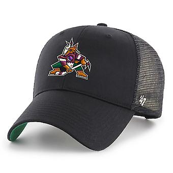 47 Brand Adjustable Cap - BRANSON Arizona Coyotes black