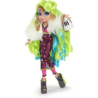 Hairdorables hairmazing fashion doll series 2 - harmony includes surprises for