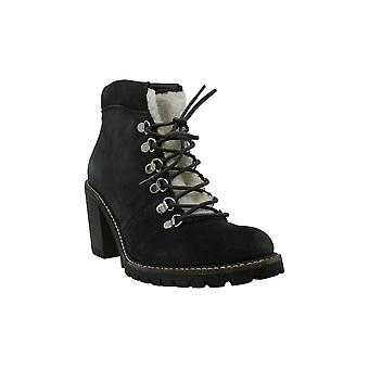 Dolce Vita Women's Shoes Post Closed Toe Ankle Combat Boots