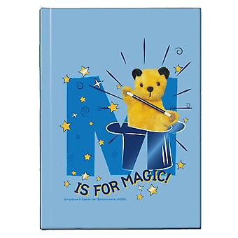 Sooty M Is For Magic Hardback Journal