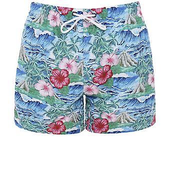 Franks Floral Oahu Swim Shorts