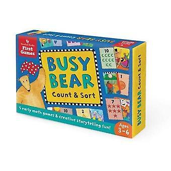 Bezet beren tellen & sorteren
