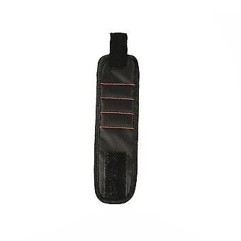 Magnetic Wristband Hand Wraps Tool, Bag Adjustable Electrician Wrist Screws