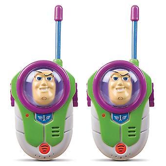 Disney juguete historia walkie talkies