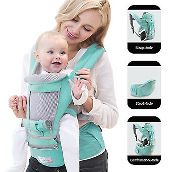 Baby Carrier Ergonomic Infant Kid Baby Hipseat Sling Baby Wrap Carrier for Baby Travel 0-36 Months