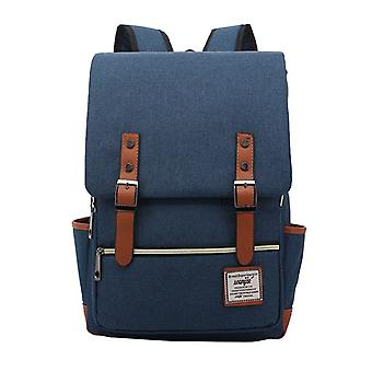 Fashion Vintage Laptop Backpack For Travel