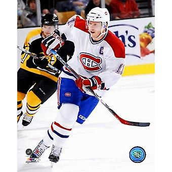 Saku Koivu - 06 07 Away Action Sports Photo