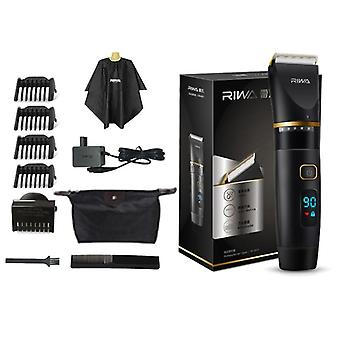 Hair Clipper, Trimmer, Lcd Display Fast Charge, Men Cutting Machine