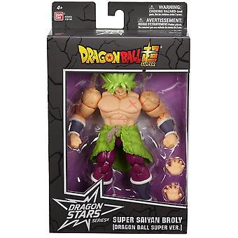 Dragon Ball Dragonstars Super Saiyan Broly Action Figure