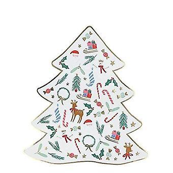 Meri Meri Christmas Crafts - Mini Sticker Sheets x 5