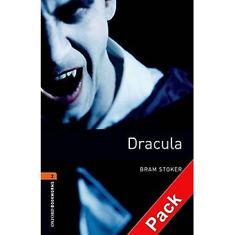 Oxford Bookworms Library Level 2 Dracula audio CD pack by Bram Stoker