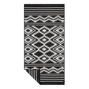 Slowtide Badlands Quick Dry Towel - Black