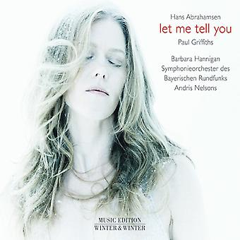 Abrahamsen / Hannigan - Let Me Tell You [Vinyl] USA import