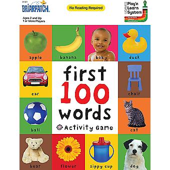 University Games First 100 Words