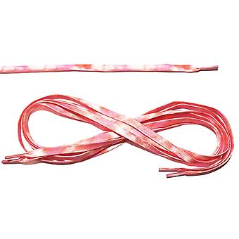 Schoenveters (Roze) Tie Dye Style Unisex