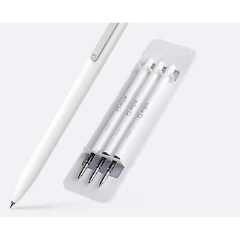 Signing Pen With 3 Refill Ink (write Diameter: 0.5 Mm)