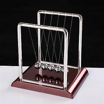 Cradle Balance Steel Balls School Teaching Physics Science Pendulum Desk Toy &