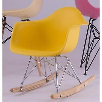 Modernes Design Kinder Schaukelstuhl Baby Rocker Freizeit Wohnzimmer Möbel