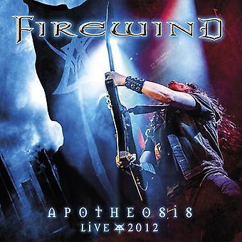 Apotheosis - Live 2012 [Vinyl] USA import