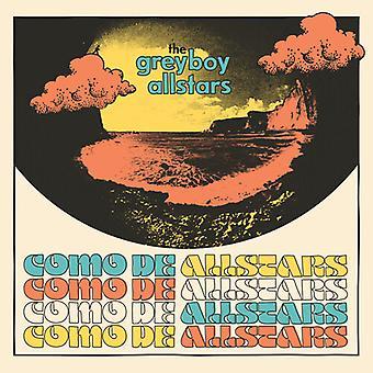 Greyboy Allstars - Como De Allstars [Vinyl] Etats-Unis importation