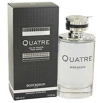 Quatre By Boucheron Eau De Toilette Spray 1.7 Oz (men) V728-548419