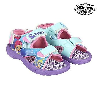 Children's sandals shimmer and shine 73656