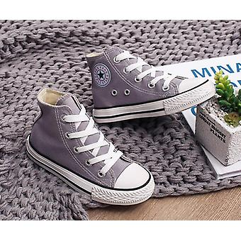 Toddler Breathable Canvas Shoes, Kids Sneakers