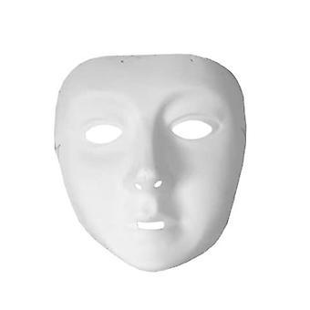 Wit kindmasker