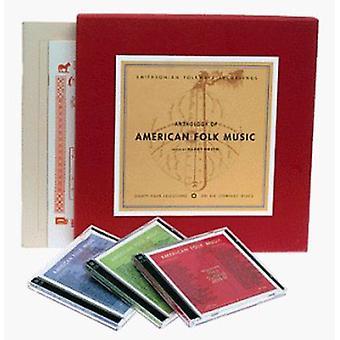 Anthology of American Folk Music - Anthology of American Folk Music [CD] USA import