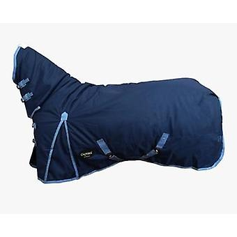 Waterproof Weather-proof Breathable Warm Even Neck Horse Coat With Rugs