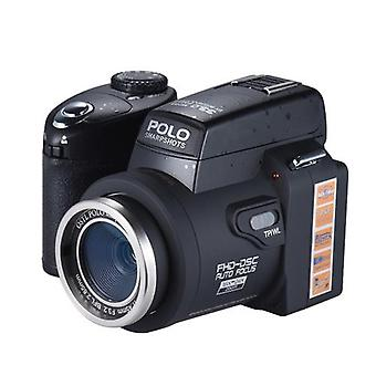 Polo Sharpshots Auto Focus AF 33MP 1080P 30fps FHD 8X Zoomable Digital Camera