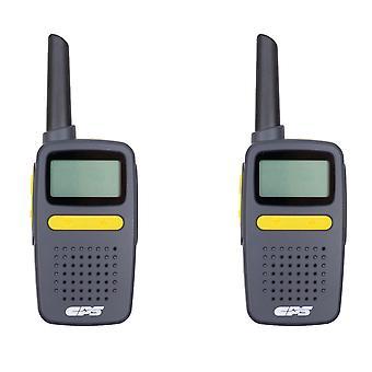 Pmr 446 -radioasema kannettava PNI CPS CPS CP225 -setti, jossa on 2 kpl