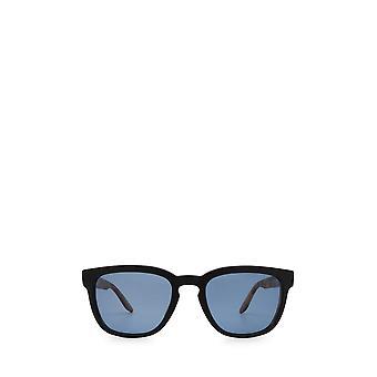 Barton Perreira BP0013 matte black & tortoise unisex sunglasses