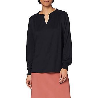 edc by Esprit 011CC1K302 T-Shirt, 001/black, L Woman