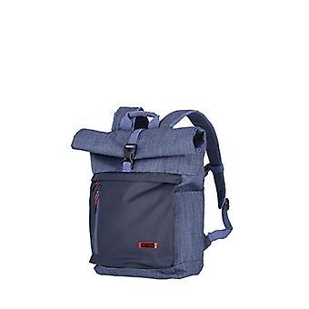 Travelite - Reiserucksack 50 cm, mit Hakenfunktion, Marine (Blau) - 92310-20