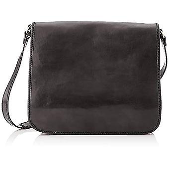 All Fashion Gem Cbc181938gf22, Unisex Adult Handbag, Black, 9x26x32 cm (W x H x L)