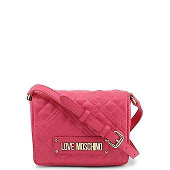 Love Moschino - Laukut - Olkalaukut - JC4002PP1CLA0-604 - Naiset - hotpink