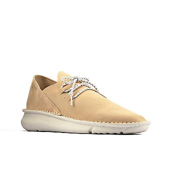 Clarks Mens Origin Leather Casual Shoes