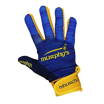 Murphy's Gaelic Gloves 10 / Large Navy/Yellow