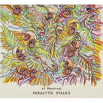 De Montréal - Paralytic Stalks CD