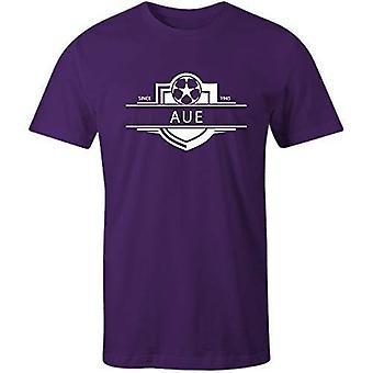 Sporting empire erzgebirge aue 1945 established badge football t-shirt