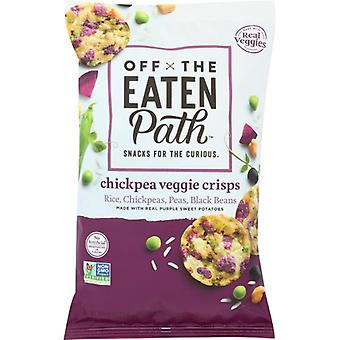 Off The Eaten Path Crisp Chckp Veg, Case of 6 X 6.25 Oz