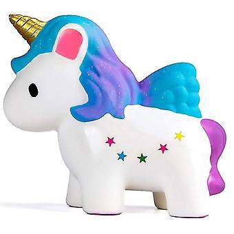 Magic novelties jumbo squishy unicorn horse cake deer animal panda squishies slow rising