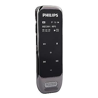8GB Sensor Touch Buttons up to 2160 hours(Black)