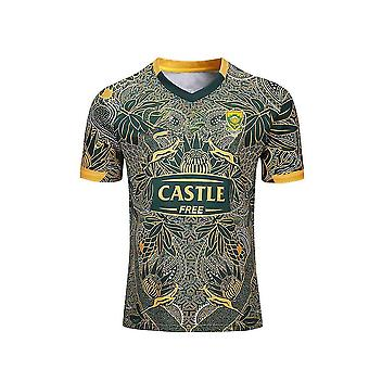 Rugby balls men's rugby jersey sport shirts