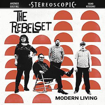 Rebelluppsättningen - Modern Living Vinyl